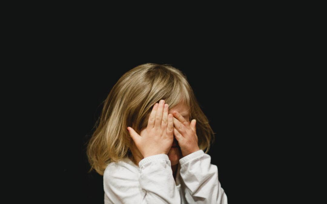 Børn der udskammes, kan få ar for livet
