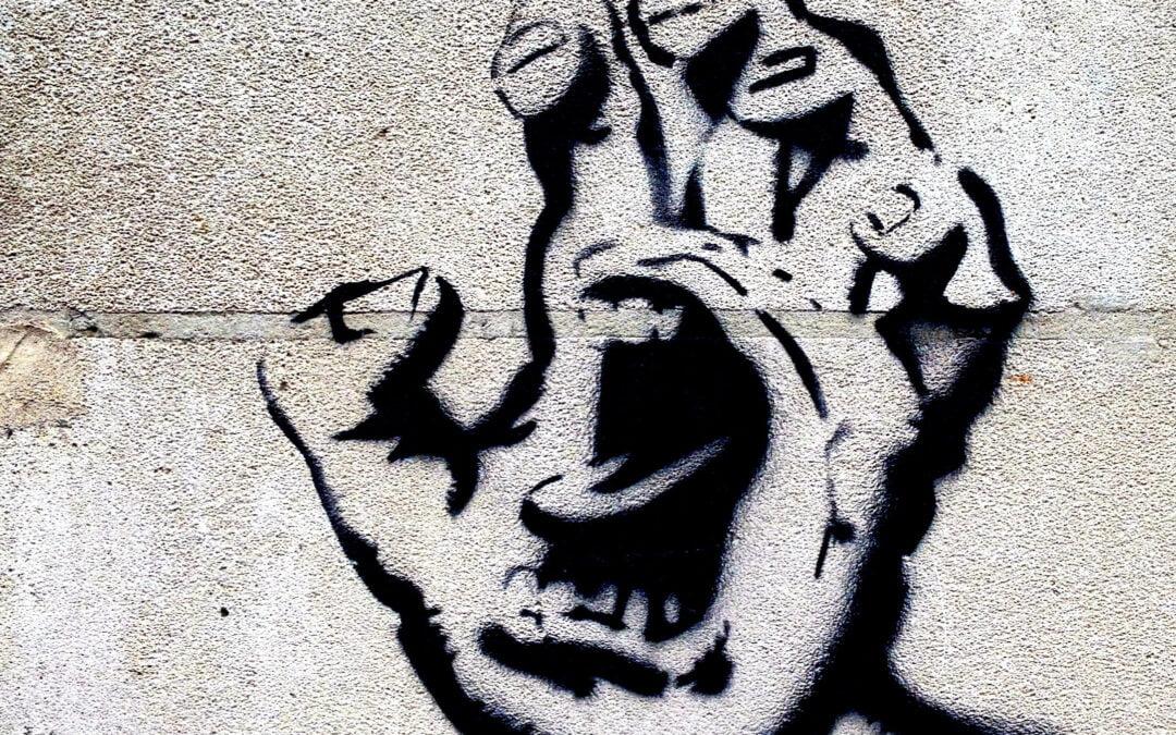 Vredesudbrud kan være et udtryk for dyb skam