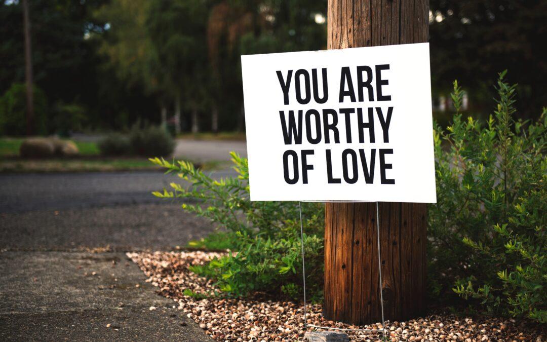 Er vi mere eller mindre værd?