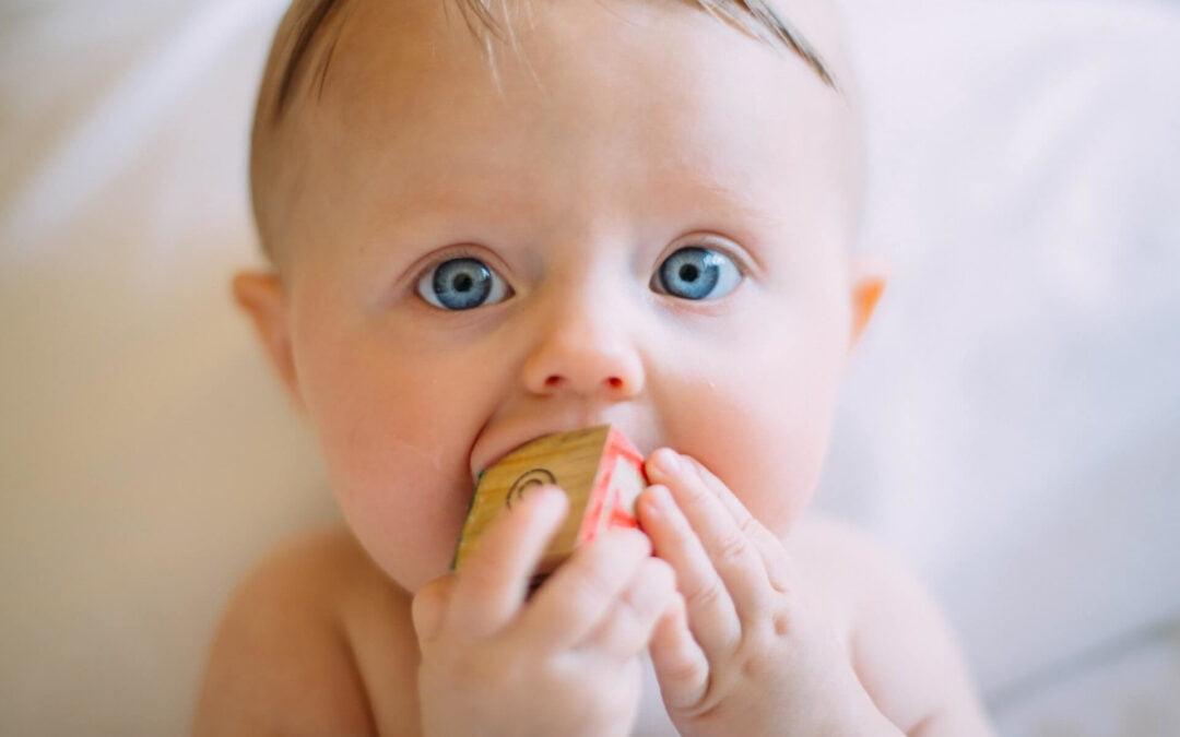 Det andet Indre Barn – babyen og sorgen som tema
